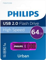Philips Flash Drive Snow Edition 64 GB, USB 3.0