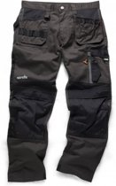 Scruffs Hardwear 3D Trade Trouser Graphite - maat 52 Long