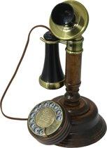 Opis 1921 model C - Retro telefoon - Hout