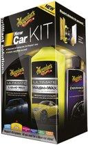 Meguiars #G3200 Brilliant Solutions New Car Kit