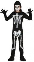 Skelet jumpsuit voor kinderen 140-152 (10-12 jaar)