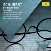 Symphony No.9/Manfred Overture (Virtuoso)