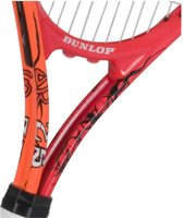 Dunlop JR 25 G6 HQ - Oranje/Rood/Zwart - Tennisracket Unisex - 674558
