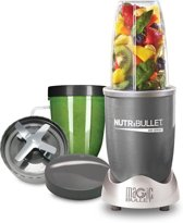 NutriBullet 600 Series - Blender - 8-delig - Grijs
