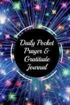Daily Pocket Prayer & Gratitude Journal