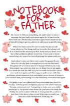 Notepad For Father
