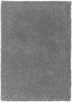 Hoogpolig vloerkleed Grijs 140 x 200 cm Schöner Wohnen New Feeling