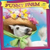 Funny Farm 2019 Calendar