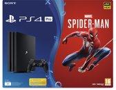 Sony PlayStation 4 Pro Console - Marvel's Spider-Man-bundel - 1 TB