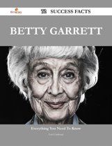 Betty Garrett 72 Success Facts - Everything you need to know about Betty Garrett
