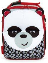 Fisher-price Rugtas Panda 28 Cm Zwart/rood