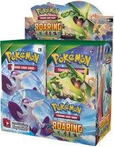 Pokemon kaarten booster display roaring skies (36 boosters)