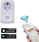Smart WIFI Home Plug geschikt voor Android en iOS met APP