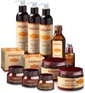 Shampoo met Dode Zeezout mineralen en marokkaanse arganolie  Mogador 250 ml