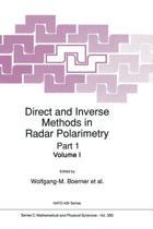 Direct and Inverse Methods in Radar Polarimetry