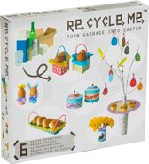 Re-cycle-me Home Deco knutselset Pasen