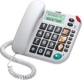 Maxcom KXT 480 - Vaste telefoon - Wit