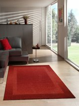 Geweven Karpet Chester 1215-10 Red 200x290 cm