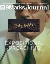 Expositional Preaching - 9Marks Journal