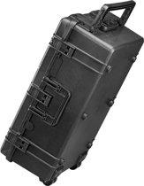 Gaffergear camera koffer 075 zwart  -  excl. plukschuim    -  54,00   x 30,60  x 30,60  cm (BxDxH)