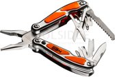 NEO 01-026 Multitool/Zakmes 12 functies en LED lamp