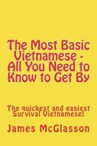 The Most Basic Vietnamese - All You Need to Know to Get by