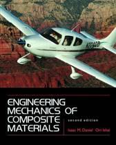 Boek cover Engineering Mechanics of Composite Materials van Issac M. Daniel (Hardcover)