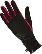 Asics Basic Performance Hardloop Handschoenen Hardloophandschoenen - Unisex - zwart/roze