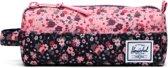 Herschel Supply Co. Settlement Etui - Multi Ditsy Floral Black / Flamingo Pink