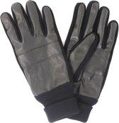 Handschoenen heren - Winterhandschoenen - Warme handschoenen - Zwart