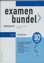 Examenbundel / 2009/2010 Havo Scheikunde
