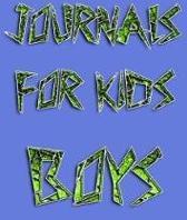 Journals for Kids Boys