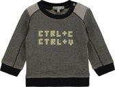 Noppies sweater - Blauw - Maat 74