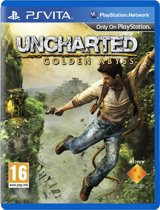 Uncharted, Golden Abyss  PS Vita