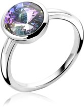 Zinzi Ring  - Dames - Zilver - 17.25 mm (54)