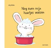 Boek cover Nog even mijn haartjes wassen van Jorg Muhle (Onbekend)