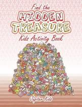 Find the Hidden Treasure Kids Activity Book