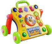 Baby walker - loopwagen - met licht geluid en muziek functie