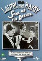 Laurel & Hardy - Sons Of The Desert (import) (dvd)
