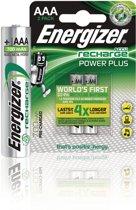Energizer Power Plus AAA Rechargeable battery Nikkel-Metaalhydride (NiMH)