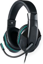 Nacon GH-110ST Gaming Headset - PS4 & PC - Zwart
