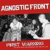 First Warning: United Blood Era Recordings '83