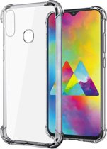 Samsung Galaxy A20e Hoesje Shock Proof Siliconen Hoes Case TPU Cover