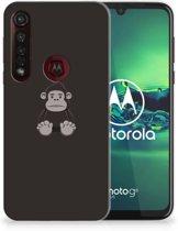 Motorola Moto G8 Plus Telefoonhoesje met Naam Gorilla