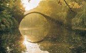 Komar Devil's Bridge Vlies Fotobehang 400x250cm 4-banen