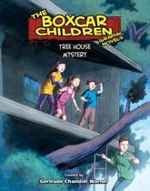 Tree House Mystery - Box Car Kids Graphic Novel #8