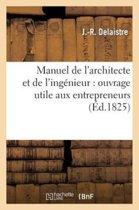Manuel de l'Architecte Et de l'Ing nieur