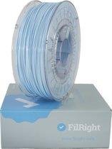FilRight Maker PLA Filament - 1.75mm - 1 kg - Pastel Blauw