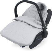 Comfortbag groep 0+ 3/5 punts Graphic quilt grey