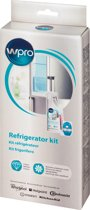 Wpro COL015 Set - koelkastreiniger - ontgeurder - thermometer